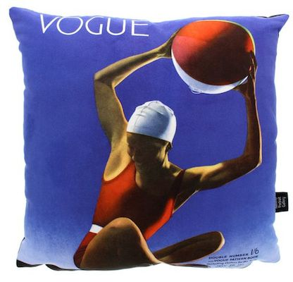 Vogue 1932 cushion
