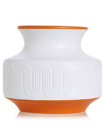 Next embossed vase