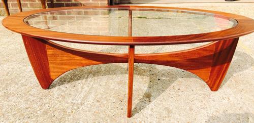 Astro Coffee Table.Ebay Watch 1960s G Plan Astro Oval Coffee Table Retro To Go