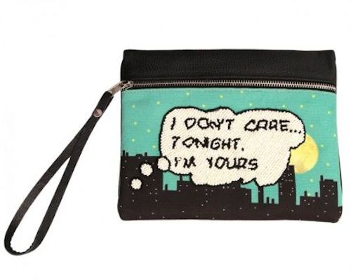 Tonight I'm Yours purse
