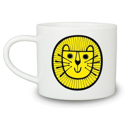 Lion mug jane foster