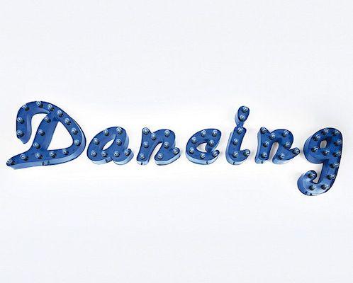 Kare Dancing sign