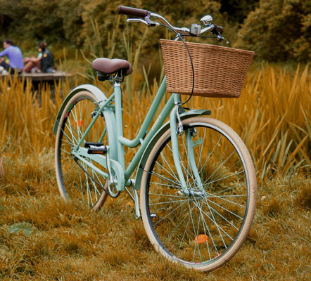 Vintage Style Bikes By Fred S Bicycles Retro To Go