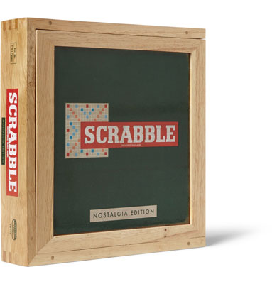 Vintage Style Monopoly Cluedo And Scrabble Nostalgia Edition Board