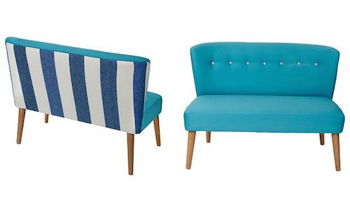 Vintage Inspired Viola Chair And Bench From Darlings Of