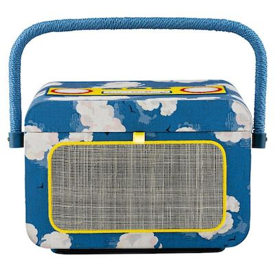Retro radio clouds sewing basket from Cath Kidston - Retro to Go
