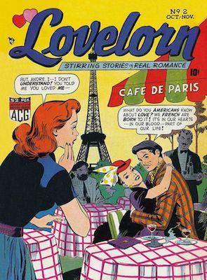 Lovelorn stirring stories