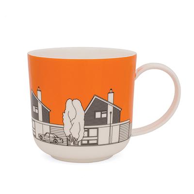 60s mug People Will Always Need Plates