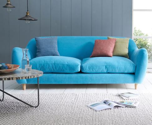 Flapjack sofa