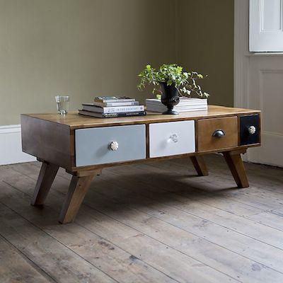 Milligan coffee table