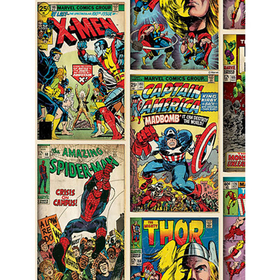 Marvel Action Heroes Wallpaper By Graham Brown