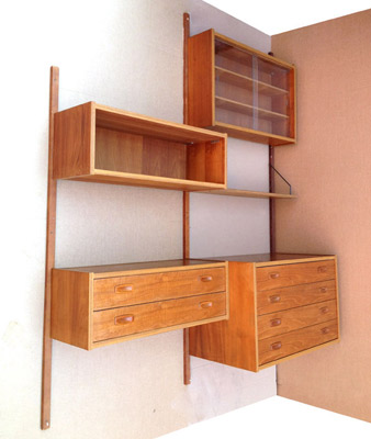 eBay watch: 1970s Peter Sorensen-designed PS wall unit - Retro to Go