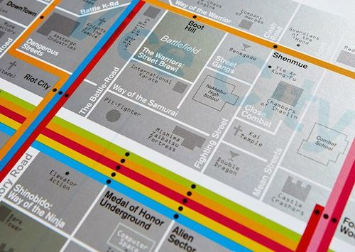 Game map detail
