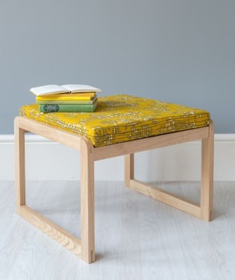 West Riding stool seat