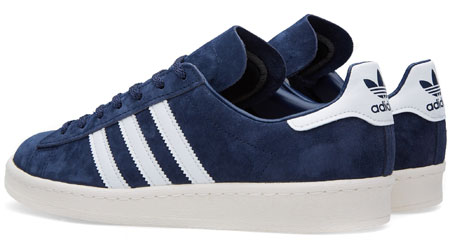 adidas campus 80's suede trainers