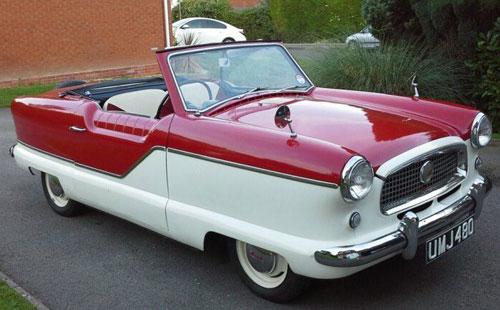 Ebay Watch 1950s Austin Nash Metropolitan Convertible Car Retro To Go