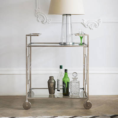 Riley drinks trolley atkins and thyme