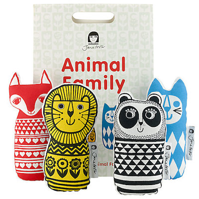 Jane Foster animal craft kit