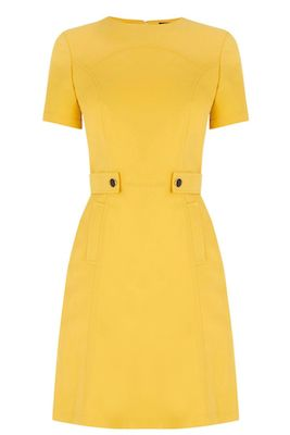 Oasis 1960s shift dress