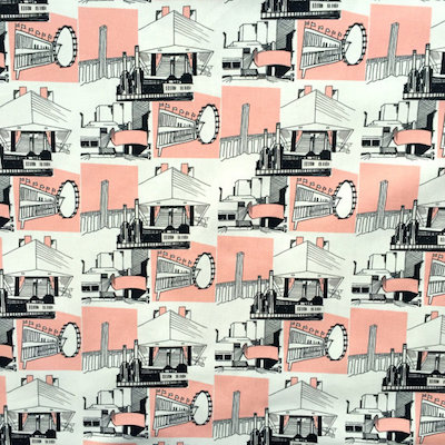 London Town fabric