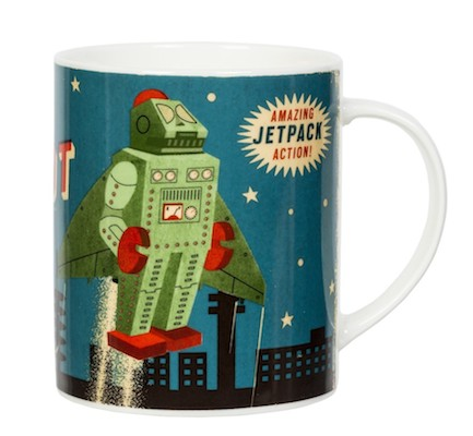 Roboutique mug