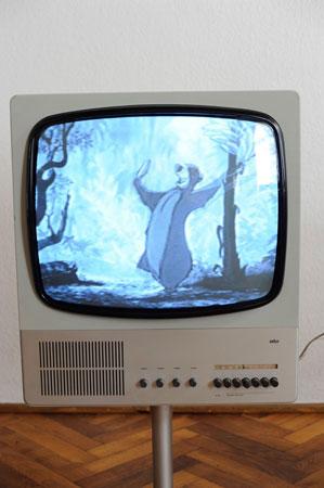 1960s Dieter Rams-designed Braun FS 80-1 television on eBay