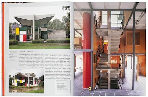 Le Corbusier spread