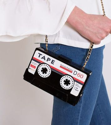 Williamsburg cassette bag