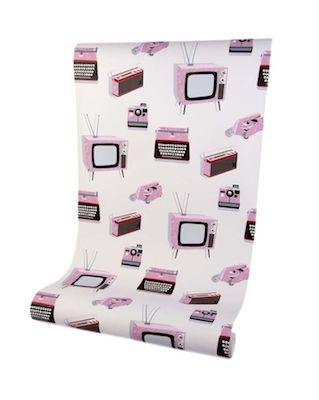 Call me baby wallpaper pink