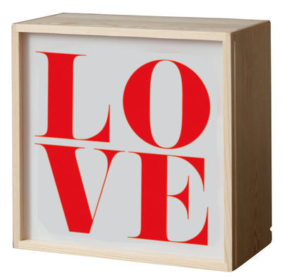 Love lightbox