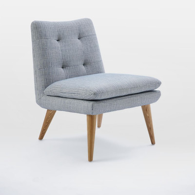 Ingrid chair white