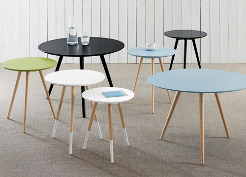 Retro Style Alma Coffee Table And Side Table Range At Next Home Retro To Go