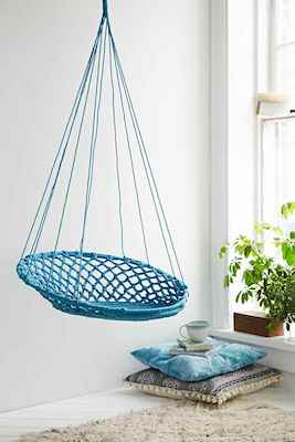 Merveilleux Itu0027s An Essential Part Of Any Sixties Pad U2013 Now It Looks Like Itu0027s One For  The 21st Century Too, Thanks To This Hanging Basket Swing Chair, Available  From ...