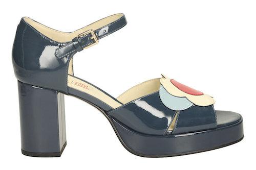 Betty-shoe Orla Kiely Clarks