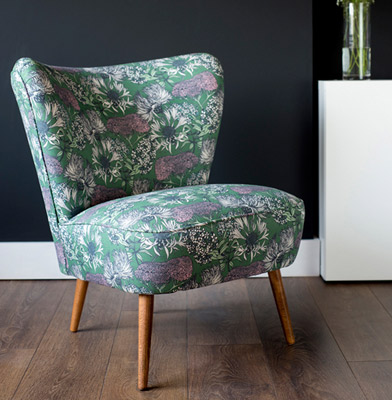 ... On These Pages In The Past Have Come Together To Produce The Rather  Wonderful Abigail Borg X Florrie + Bill Botanical Collection Cocktail Chairs .