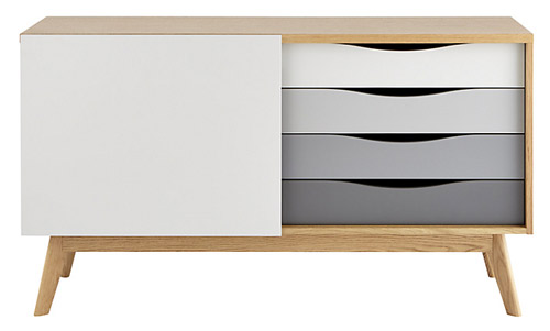 House by john lewis casper retro style sideboard retro to go for John lewis home design service reviews