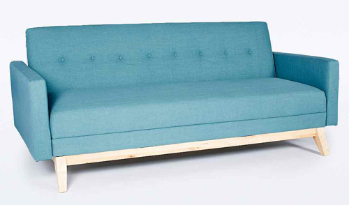 1960s Style Sofia Mitte Sofa Bed At Urban Outfitters