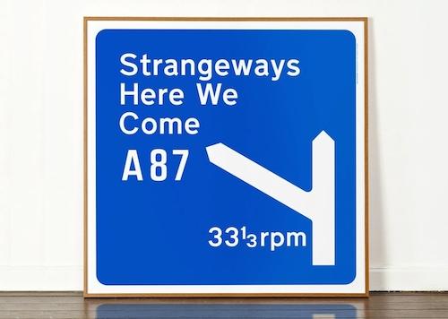 Strangeways map