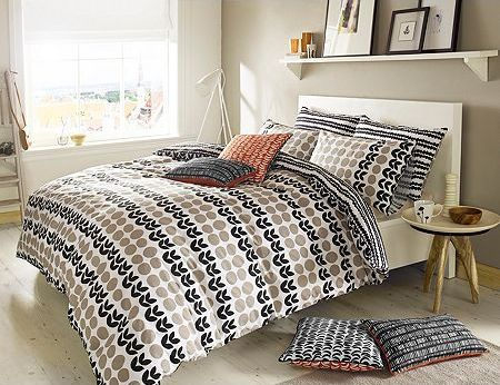 Cal housewife bedding