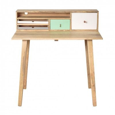 Bertie wooden desk