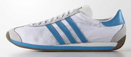 new arrivals 33fc1 f3223 Adidas Country OG trainers reissued in two colourways