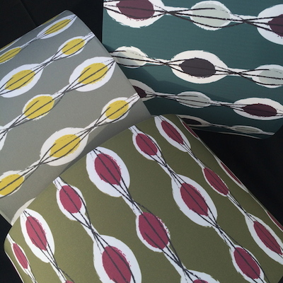 1950s lampshades