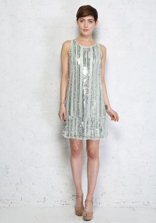 Sequin dresses 1920s style