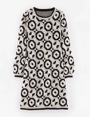 Swinging sixties sparkle tunic