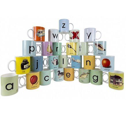 Ladybird mug collection