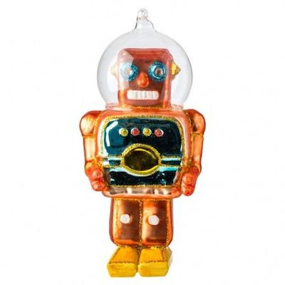Conran Shop orange robot