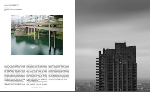 Barbican Estate The Modern House book