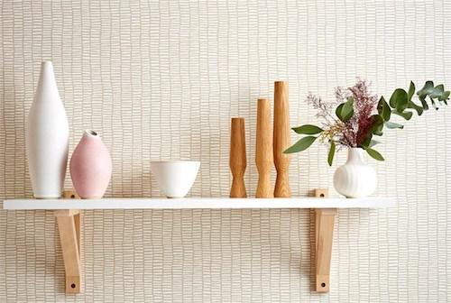Lohko-Wallpaper-tocca-wallpaper-patterned-cream-white-funky-hallway