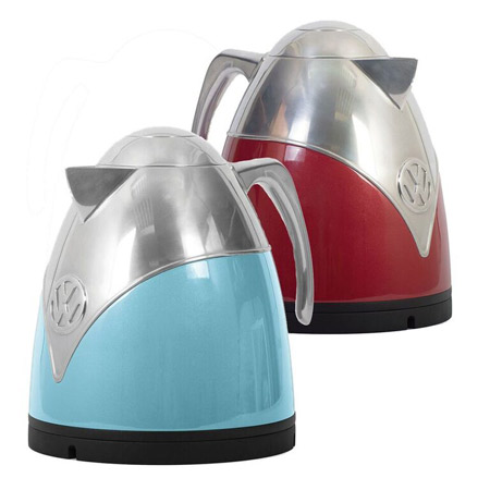 Official Volkswagen Camper Van retro kettle and toaster