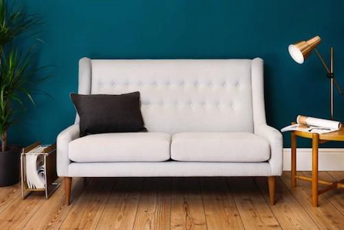 Copen two-seater sofa
